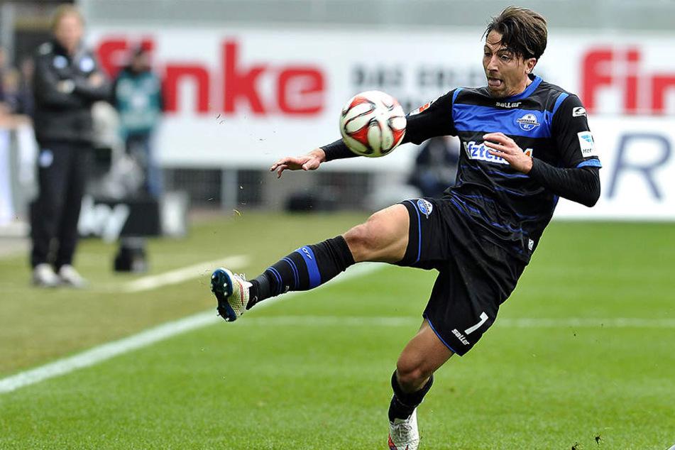 Jens Wemmer verstärkt den SCP auf der rechten Seite.