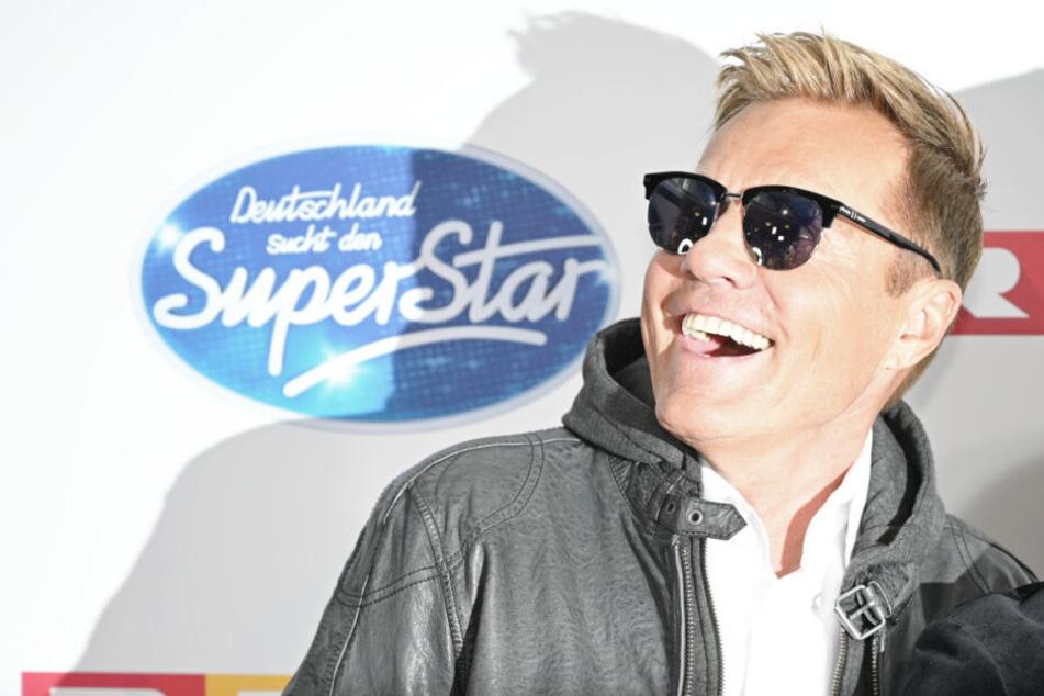 """Dieter Bohlen (65) ist das Jury-Gesicht der Casting-Show """"Deutschland sucht den Superstar""""."""