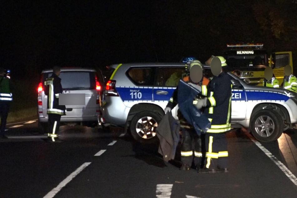 Tödlicher Unfall in Schlüchtern: Toyota erfasst Fußgängerin