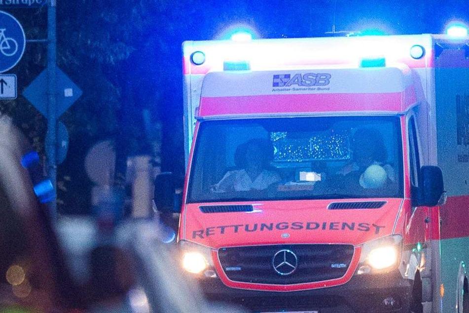 Die Rentnerin wurde mit lebensgefährilichen Kopfverletzungen ins Krankenhaus eingeliefert.