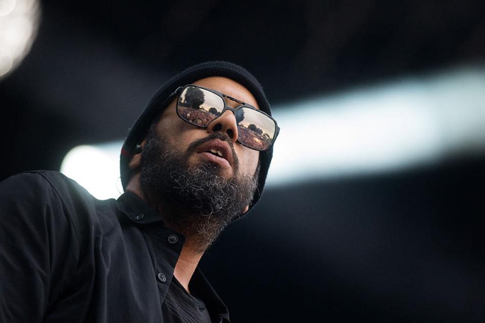 Deutsch-Rapper Samy Deluxe wird einer der Gäste bei Dunja Hayali sein.