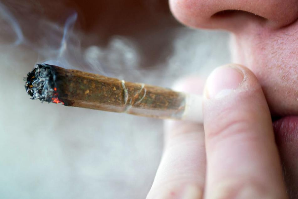 Cannabis-Konsum in jungen Jahren kann schlimme Folgen haben,