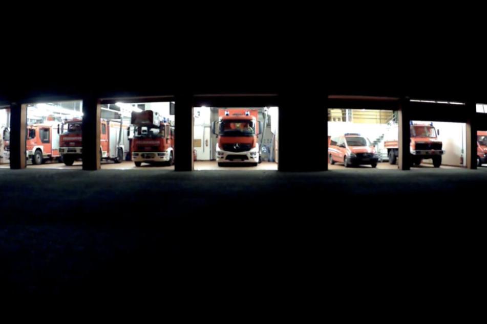 Feuerwehr bezaubert mit diesem weihnachtlichen Video das Netz