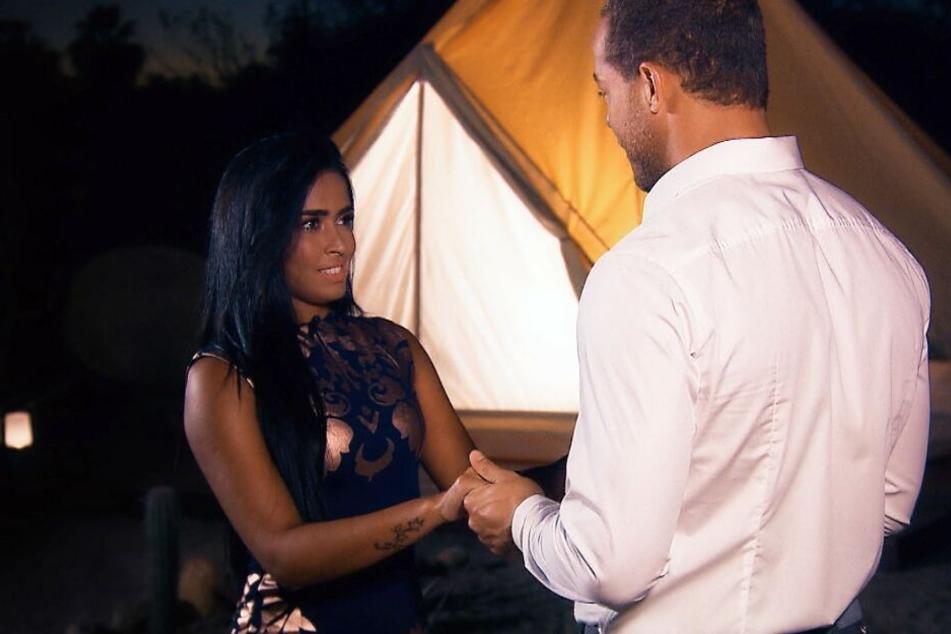 Von Nathalia verabschiedete sich der Bachelor vor den Homedates.