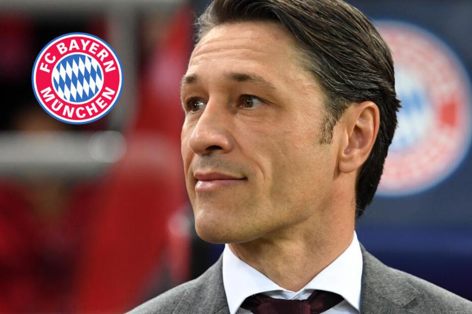 Ex-Trainer Kovac verabschiedet sich persönlich von Bayern-Mannschaft