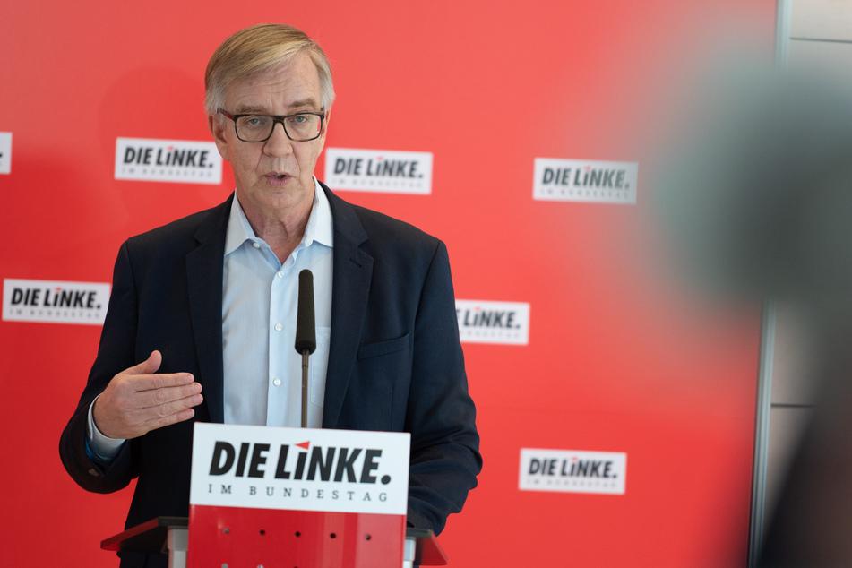 Dietmar Bartsch (62), Fraktionsvorsitzender Die Linke im Bundestag.