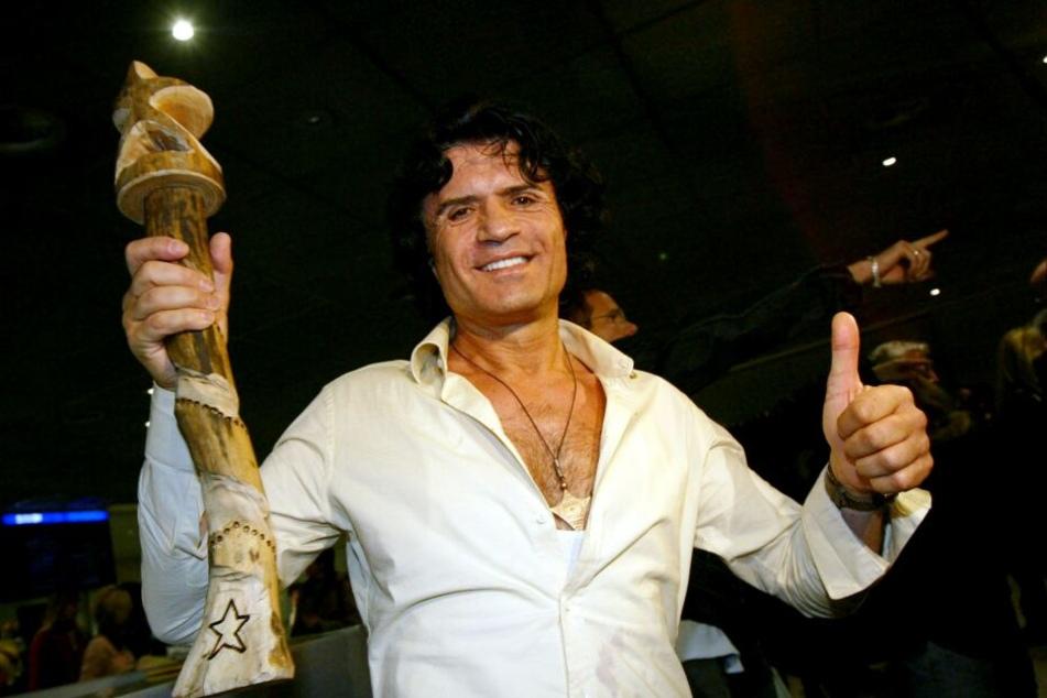 Schlagersänger Costa Cordalis starb am Dienstag im Alter von 75 Jahren.