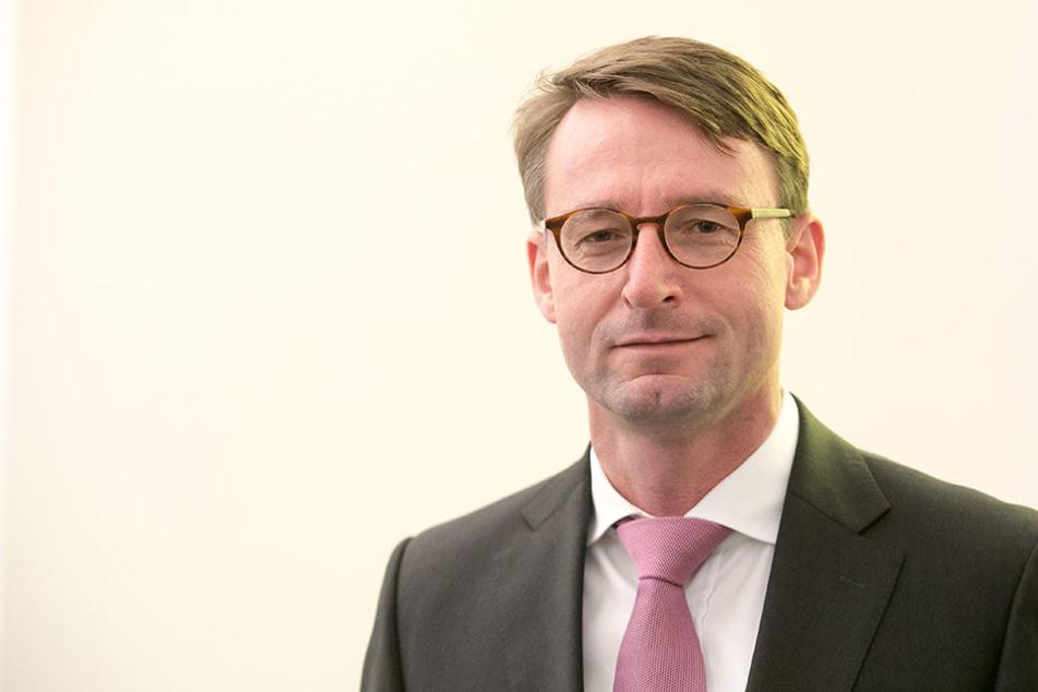 Schweigender Minister stürzt Chemnitzer Polizei in die Krise