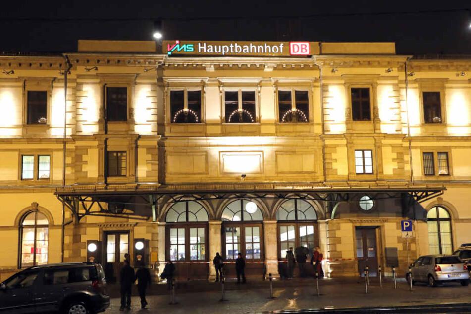 Eine mutmaßliche Räuberin ist der Bundespolizei in Chemnitz ins Netz gegangen. (Archivfoto)