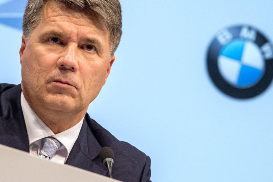 Nachrüstungen von Diesel-Autos? BMW-Chef Krüger mit klarer Ansage an Regierung
