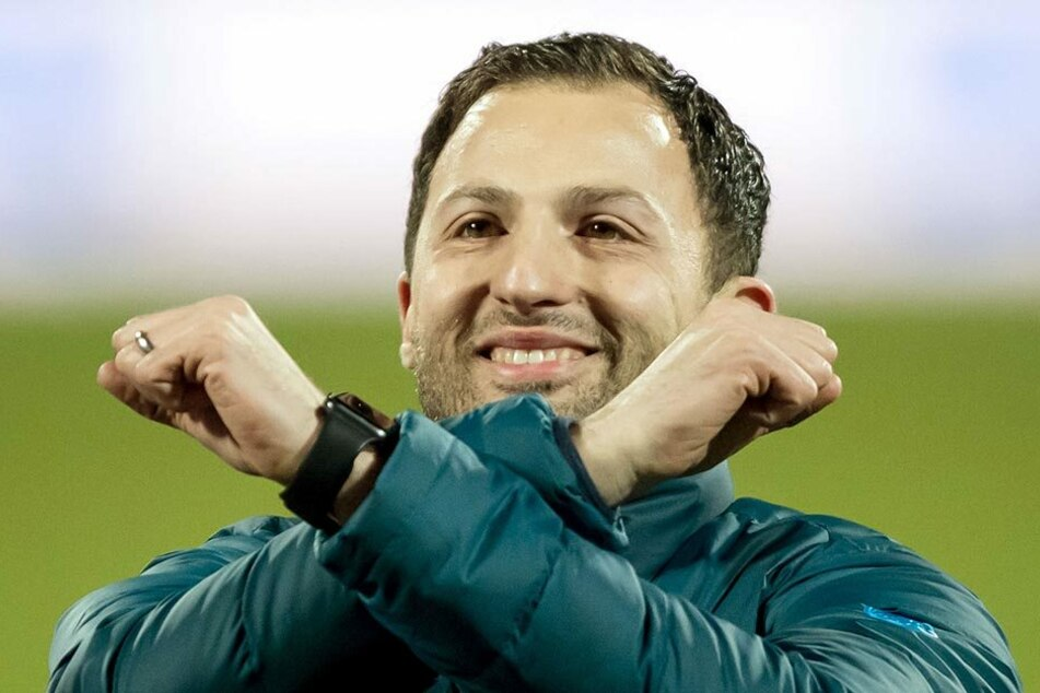 Hat die Wismut-DNA eingeatmet: Domenico Tedesco.