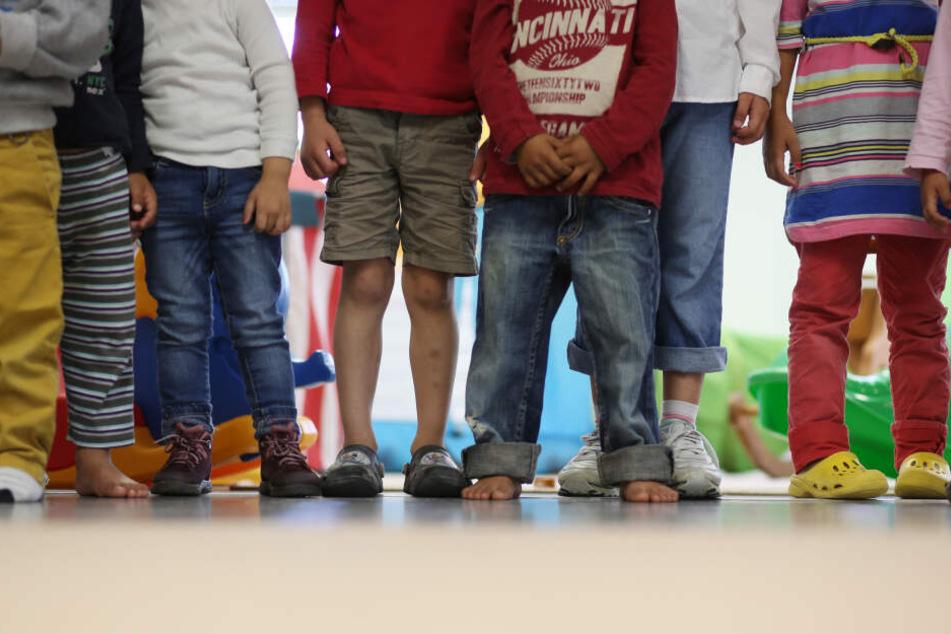 Auch Kinderarmut ist weiterhin ein Problem in NRW.