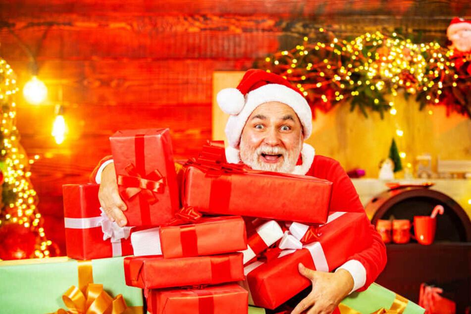 Der Weihnachtsmann existiert laut einem Grundschullehrer nicht (Symbolbild).