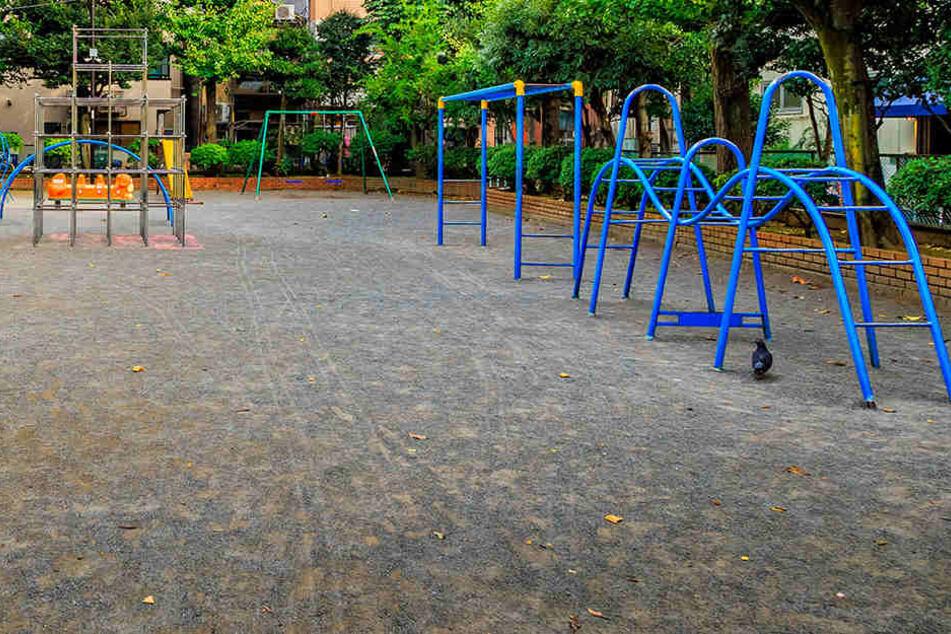 Die Kinder waren gerade auf einem Spielplatz, als sie der Mann belästigte. (Symbolbild)