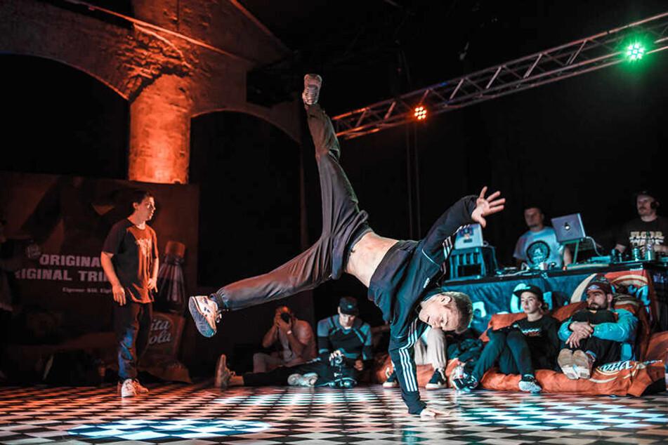Anton Hofmeister (18) holt den begehrten Breakdance-Titel nach Dresden.
