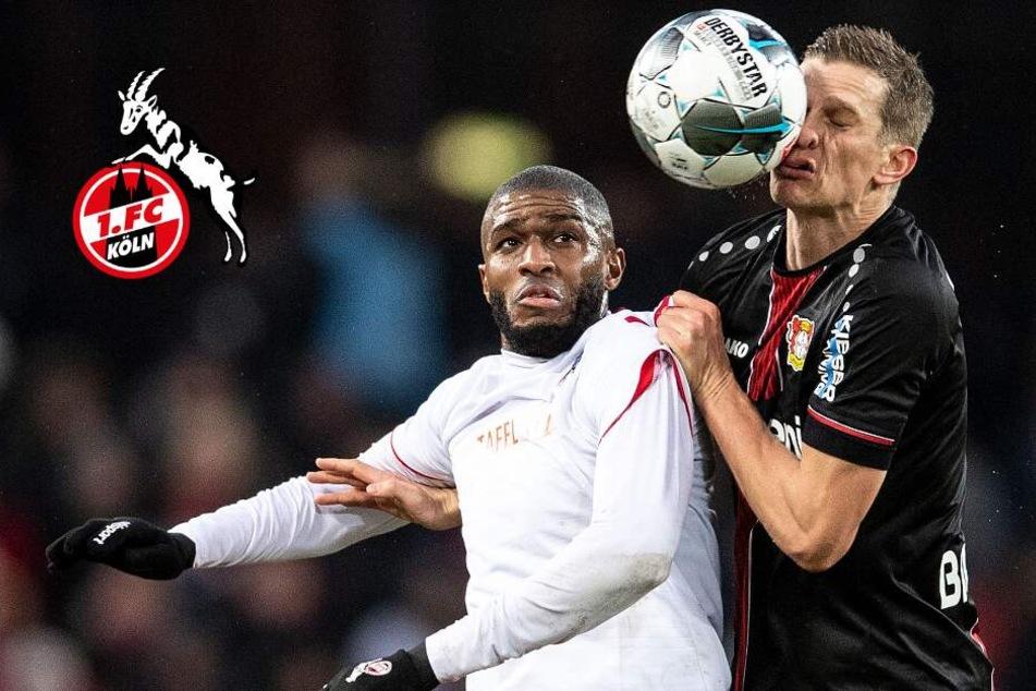1. FC Köln muss in Berlin auf Anthony Modeste verzichten