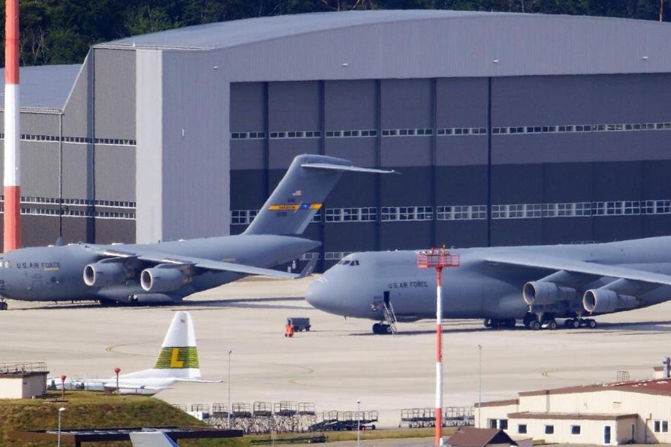 Der US-Luftwaffenstützpunkt Ramstein in Rheinland-Pfalz soll nun überprüft werden.