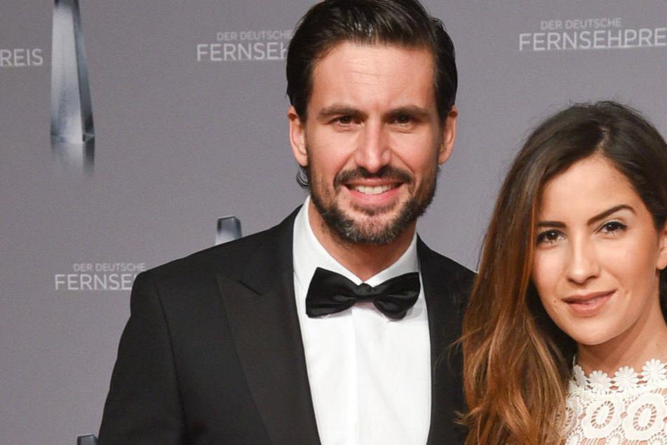 Tom Beck und Chryssanthi Kavazi wollen demnächst heiraten.