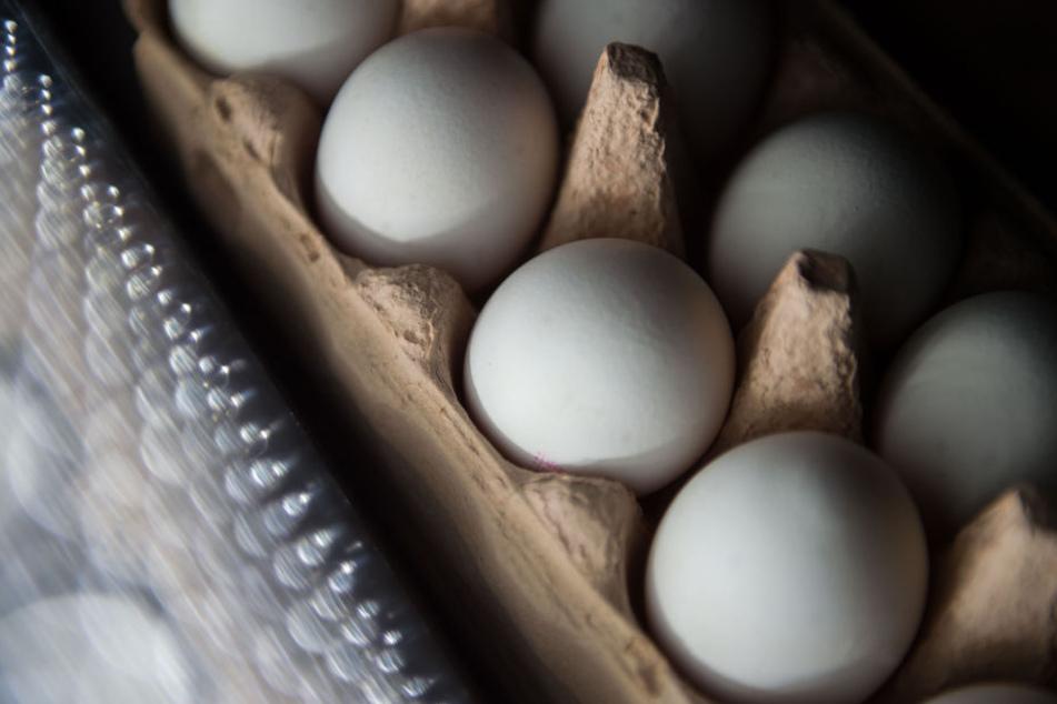 Der Eier-Skandal hat nun Thüringen erreicht.