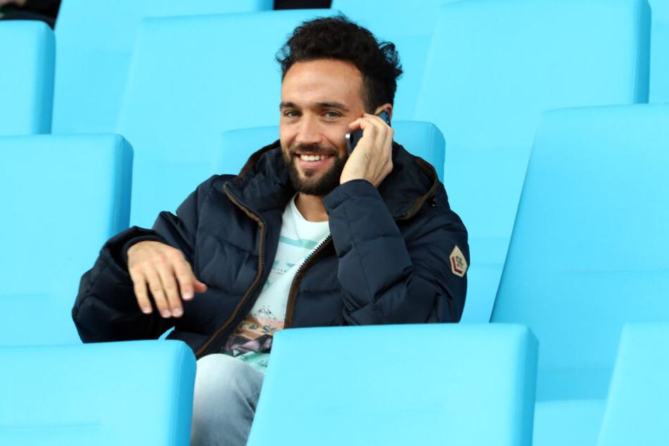 Anruf vom neuen Verein? Fabian Müller gibt sich gelassen.