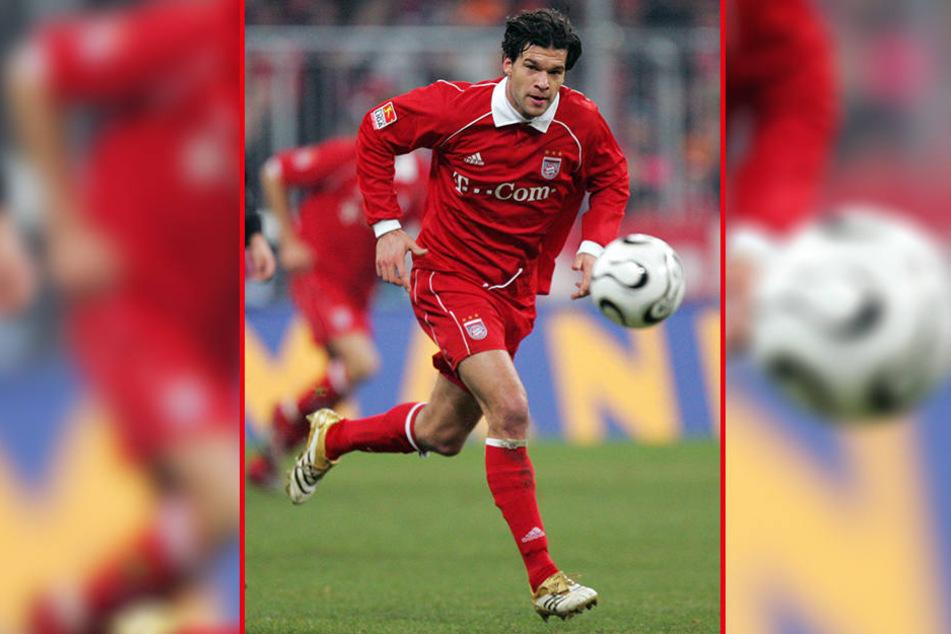 1997 verließ Michael Ballack den CFC, zog hinaus in die Fußballwelt und spielte für Kaiserslautern, Leverkusen, Bayern München und Chelsea.