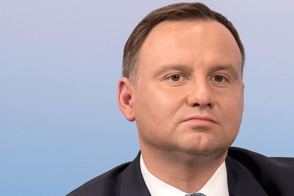 Sensation: Andrzej Duda (45) hält die Justizreform entgegen aller Erwartungen auf!