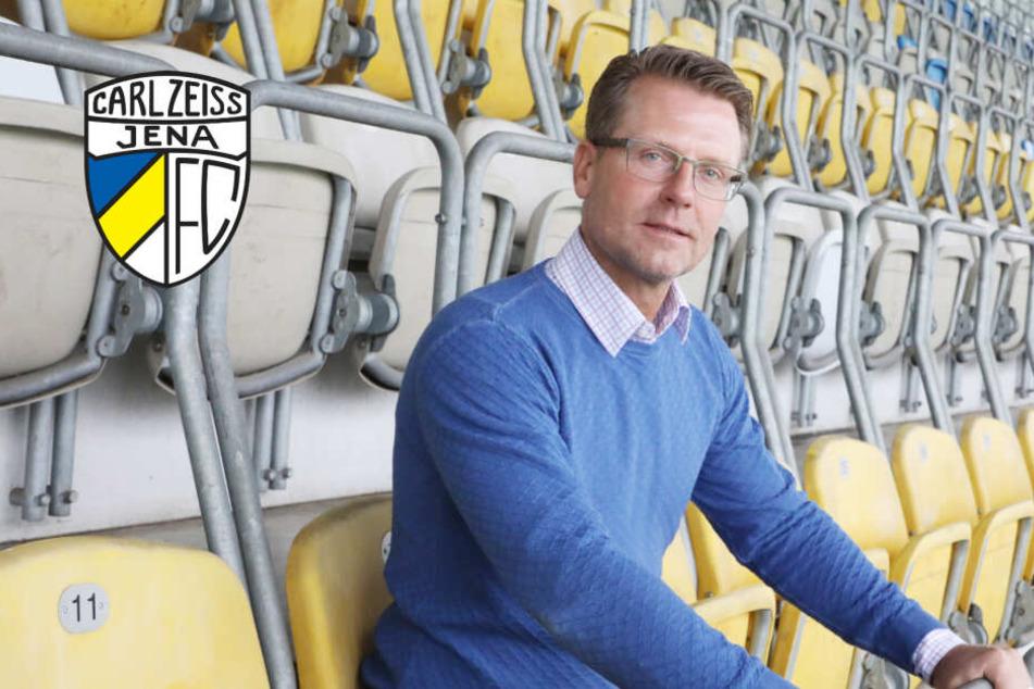 FC Carl Zeiss Jena will auch bei Abstieg weiter mit Rico Schmitt arbeiten