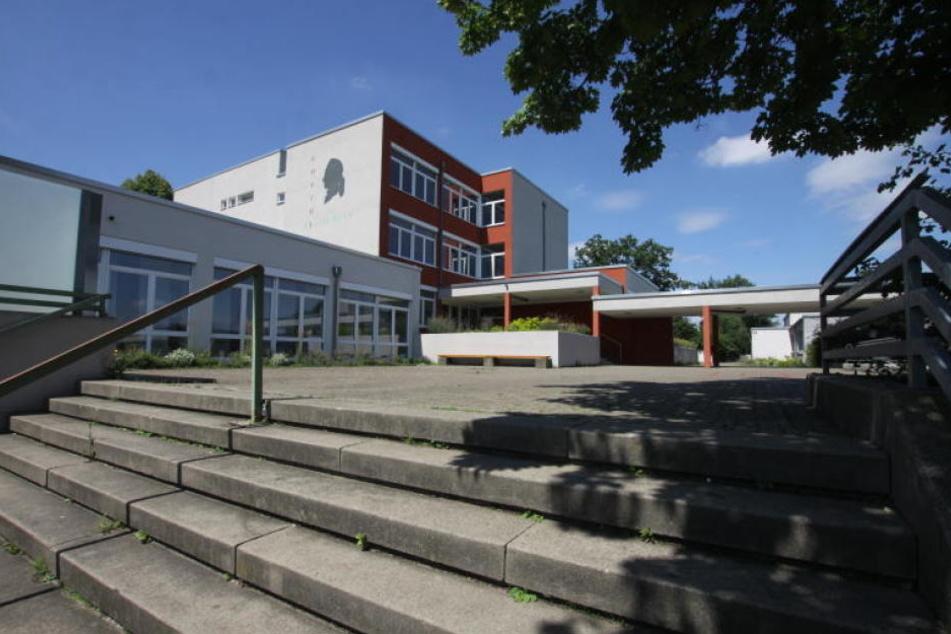 An dieser Schule in Löhne treibt das Brüderpaar sein Unwesen.