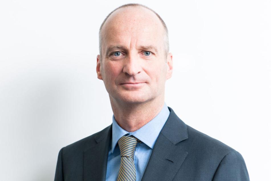 Friedemann Schmidt, Präsident der Landesapothekerkammer, sieht Sachsens Apotheken einem hohen Wettbewerbsdruck ausgesetzt.