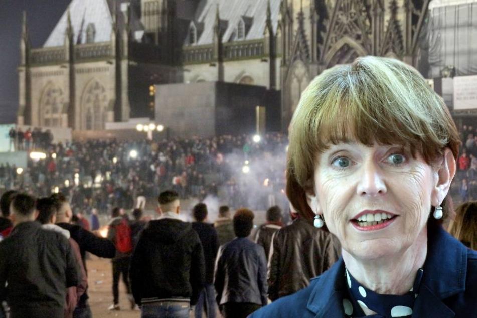 Kölns OB Reker: Warum Silvester 2015 nichts verändert hat