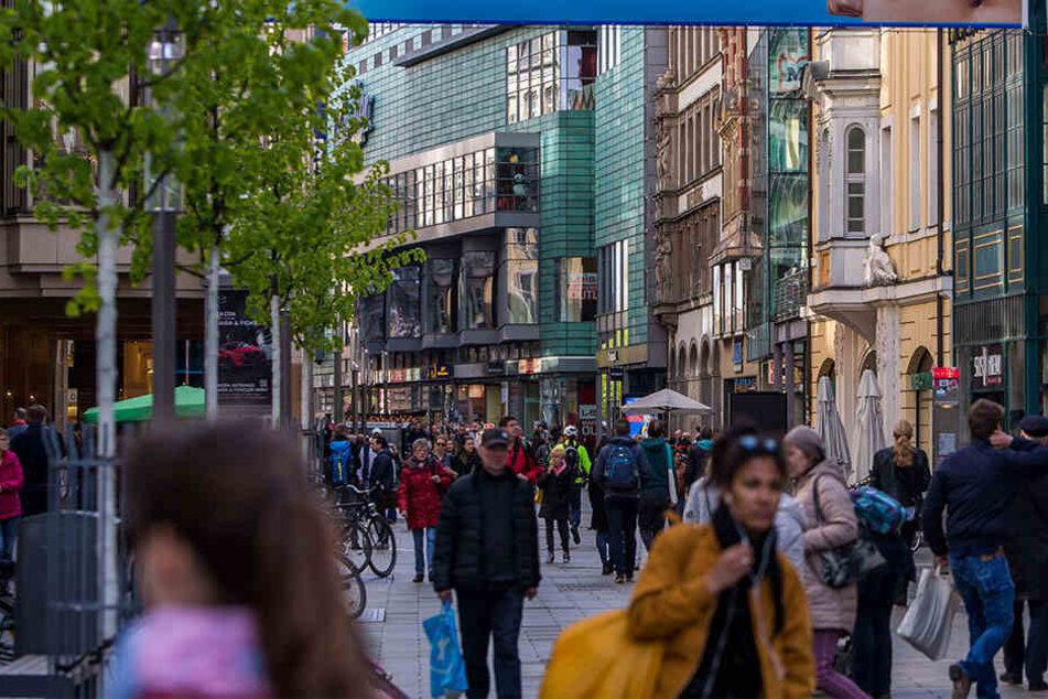 Die Leipziger blicken optimistisch in die Zukunft - auch, weil sie mehr verdienen?