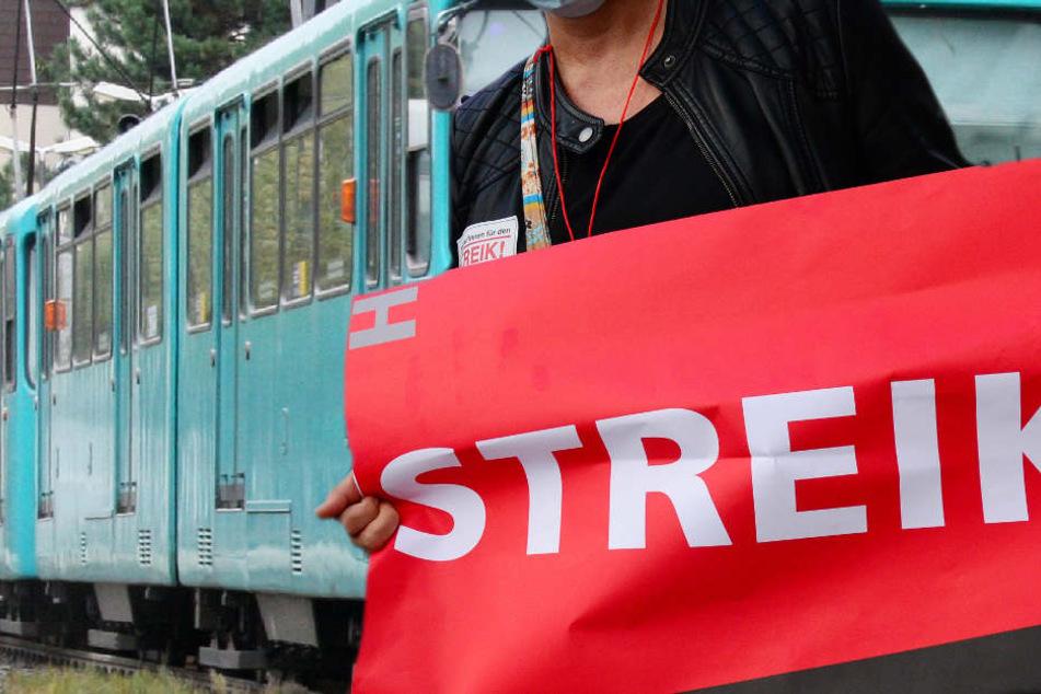 Ein Streik bei den U-Bahnen und Straßenbahnen während der S-Bahn-Tunnelsperrung ist möglich (Symbolbild).