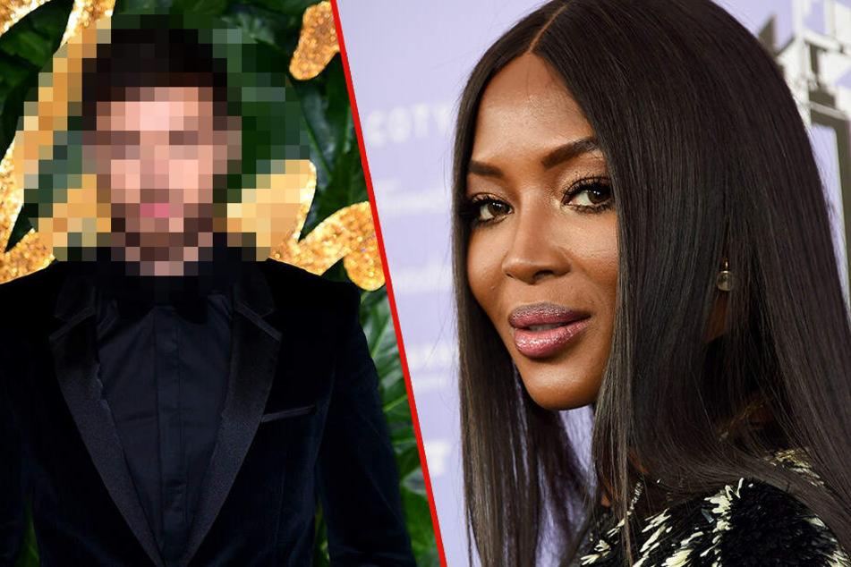Naomi Campbells neuer Lover? Boyband-Star (25) schwärmt vom Sex mit ihr
