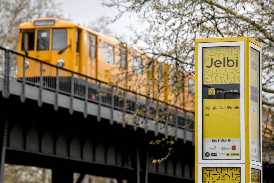 """Jelbi"" soll Berlins Mobilität verbessern."