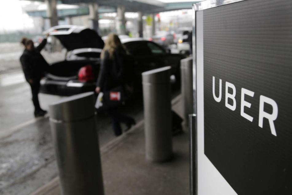 """Immer wieder sorgte """"Uber"""" in der Vergangenheit für Kritik."""