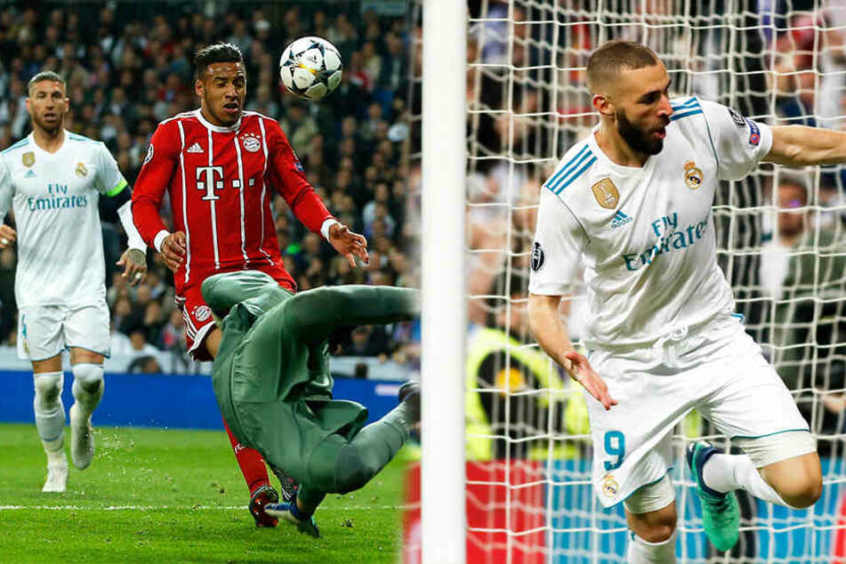 Packendes Halbfinale in Madrid! Bayern stark, aber Real im Finale