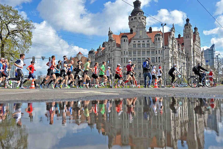 2016 gingen über 8000 Läufer und Inlineskater an den Start.