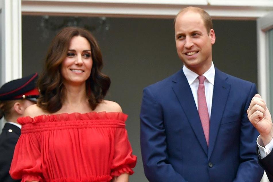 Prinz William und Herzogin Kate bleiben das beliebteste Pärchen.
