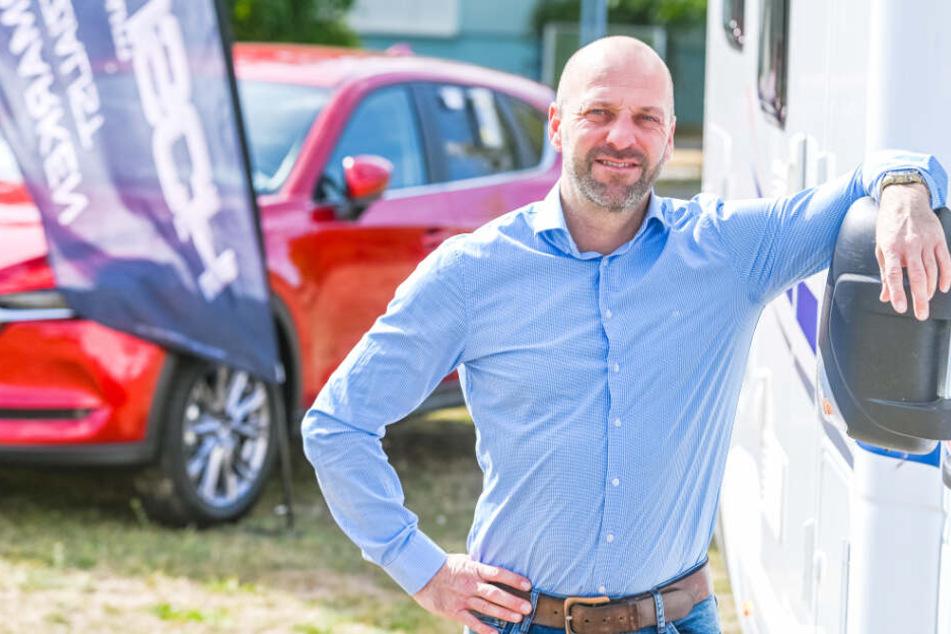 André Guder von Wohnmobilverleih Dresden hat super Camper Tipps für euch!