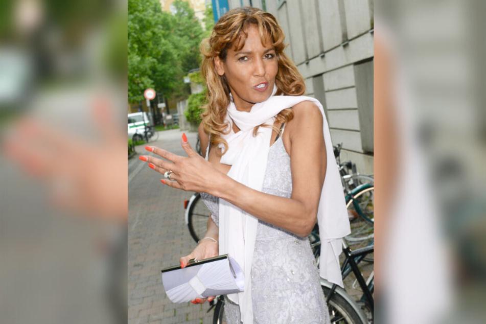 Nadja Abd el Farrag (54) meldete sich lange nicht bei ihren Fans. (Archivbild)
