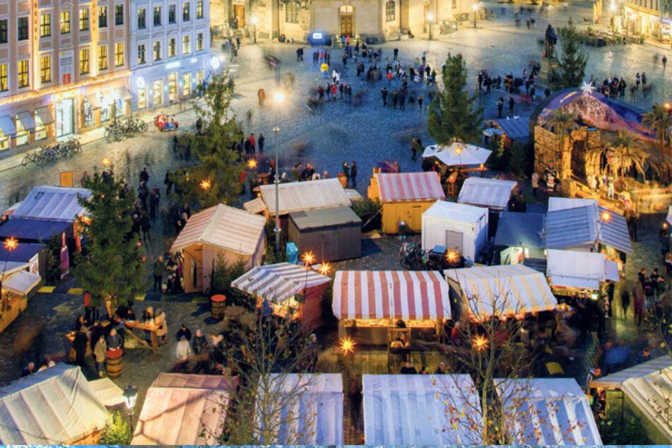 Im Dresdner Stadtrat geht's am Dienstag noch einmal um das Thema Weihnachtsmärkte.