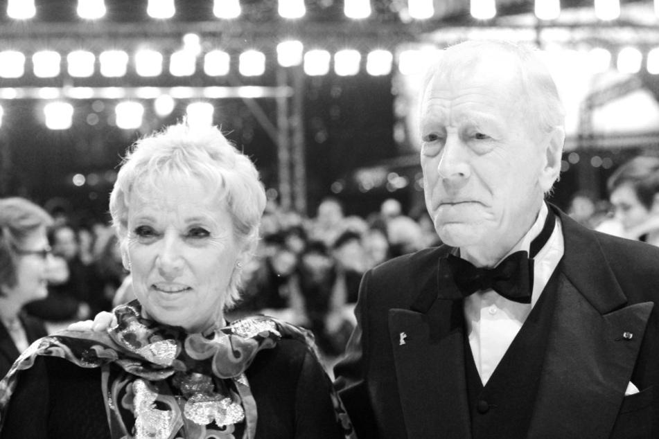 Große Trauer: Schauspiel-Legende Max von Sydow (✝90) ist tot