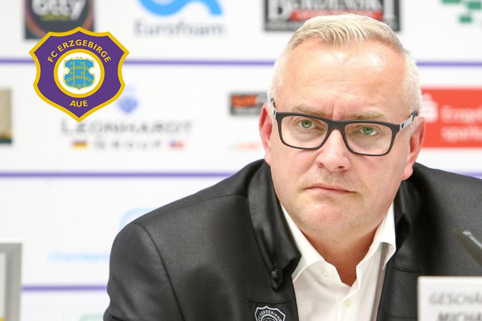 FC Erzgebirge Aue stimmt DFL-Plänen zur Fan-Rückkehr nicht in allen Punkten zu