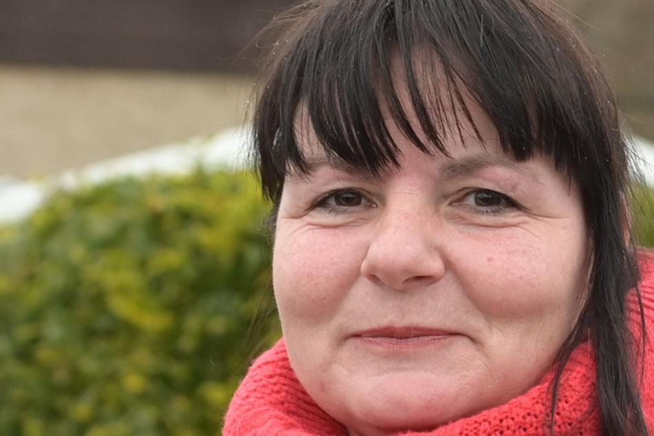 Suzanne Krauß (51) ist Geschäftsführerin des Chemnitzer Stadtverbandes der Kleingärtner.