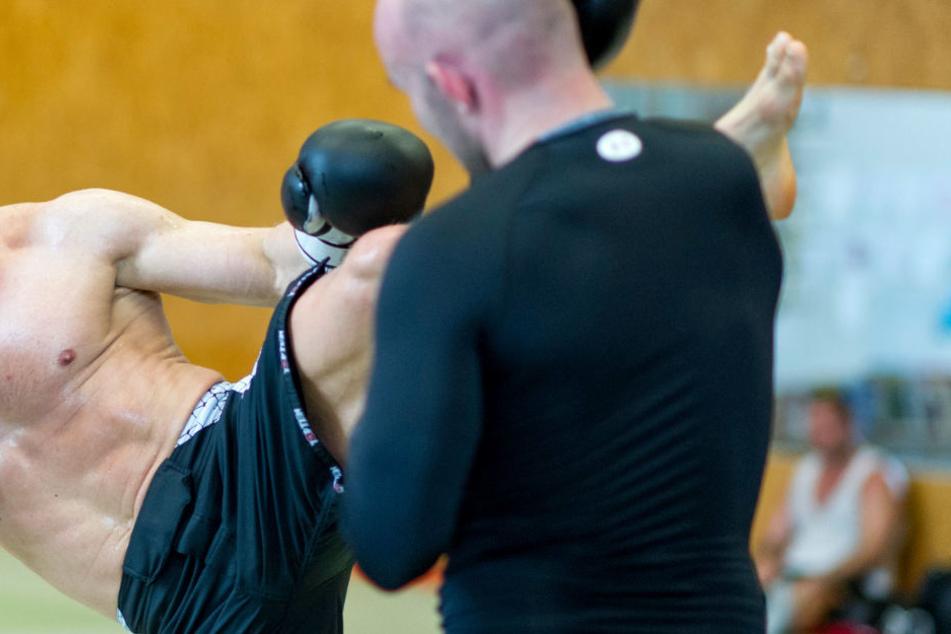Immer wieder sollen Thüringer Neonazis an Kampfsportveranstaltungen teilnehmen. (Symbolbild)
