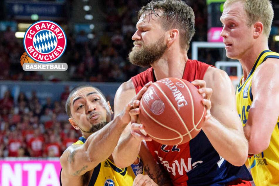 FC Bayern will direkt nachlegen! Gelingt in Berlin gegen ALBA Sieg Nummer zwei?