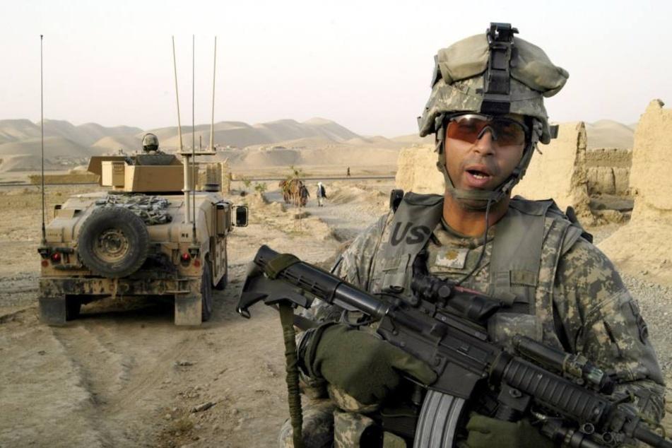 Bei einem US-Angriff in Afghanistan wurde der Al-Kaida-Anführer Qan Yasin getötet. (Archivbild)