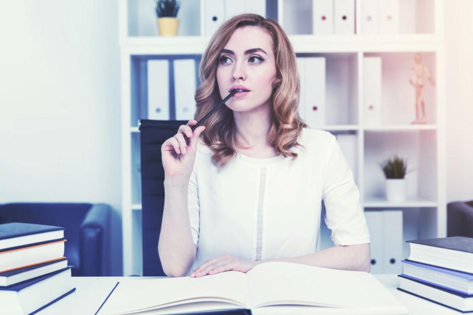 Frauen wählen bei der Ausbildung häufig einen Job im Büro: Die Kauffrau für Büromanagement ist besonders häufig vertreten.