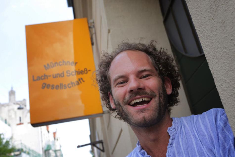 Maxi Schafroth ist neuer Fastenprediger beim Nockherberg. (Archiv)