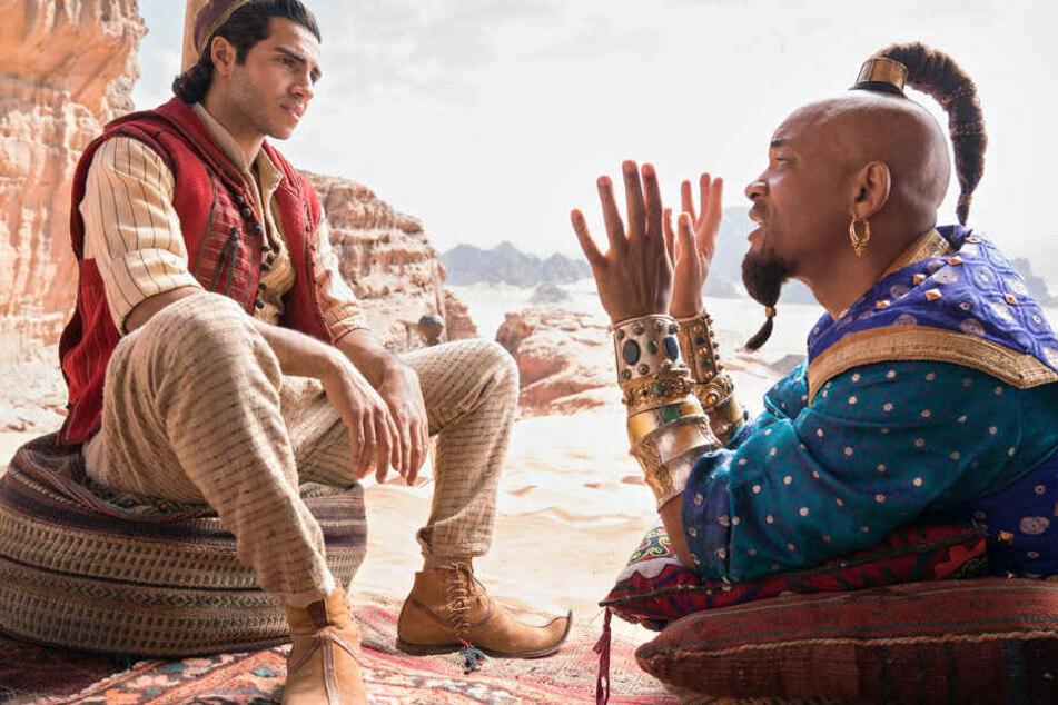 Aktuell läuft Disneys Aladdin in den Kinos.